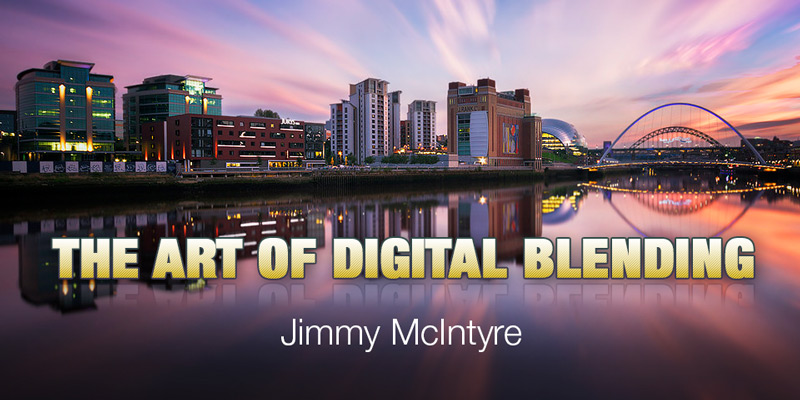 review the art of digital blending course by jimmy mcintyre