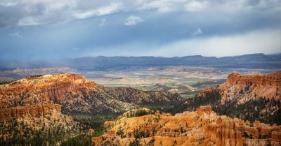 Bryce Canyon – Minutes Before the Snow Storm (Utah)