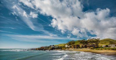 Cayucos State Beach Clouds (California)