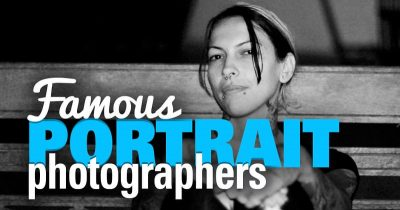 Get Inspired by the Work of Famous Portrait Photographers