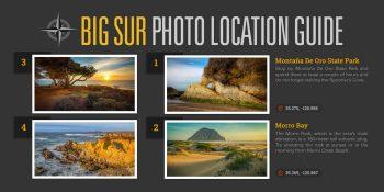 Big Sur Coastal Drive – Photo Location Guide