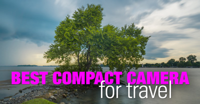 Best Compact Cameras for Travel and Outdoors