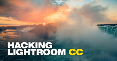 Hacking Lightroom CC – Editing Photos Locally Without Using Cloud
