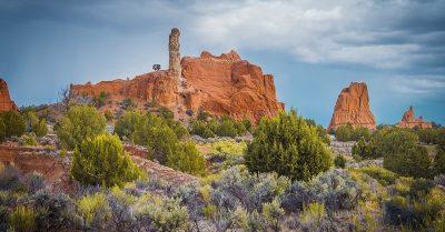 Kodachrome Sunset Colors (Utah)