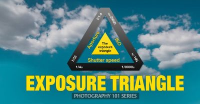 Exposure triangle in photography explained
