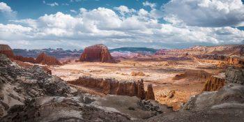 Lower South Desert Outlook (Utah)