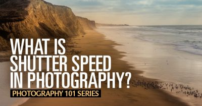 Shutter speed in photography: In depth guide
