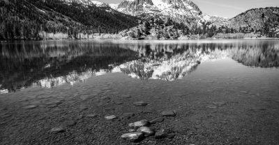 Lake June Reflections (California)
