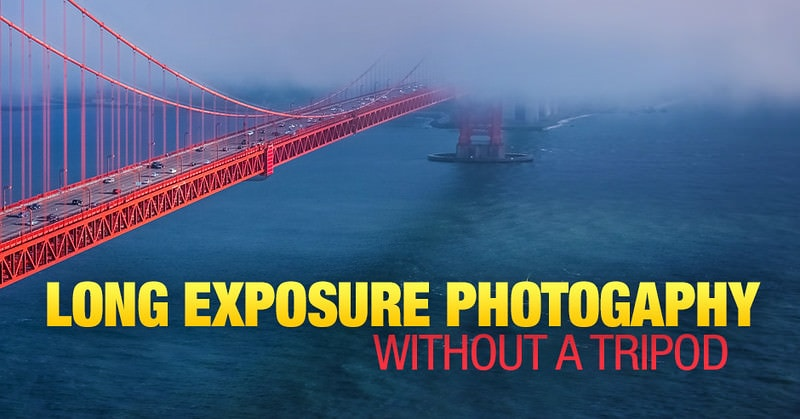 Long Exposure Photography Without a Tripod