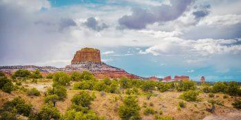 Exploring Arizona an Utah – Square Butte (Arizona)