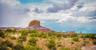 Exploring Arizona an Utah – Square Butte (Arizona)