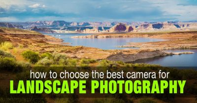 Best affordable camera for landscape photography