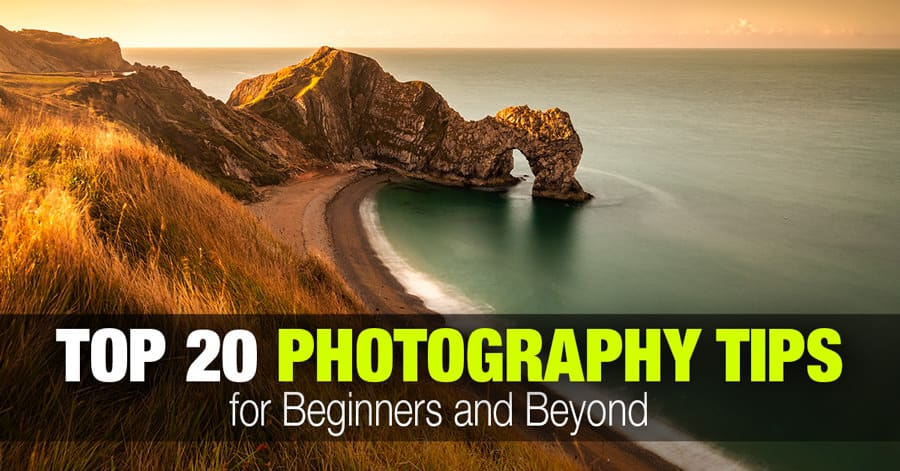 Top Photography Tips for Beginners and Beyond