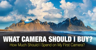 Buying Your First Camera? I can Help