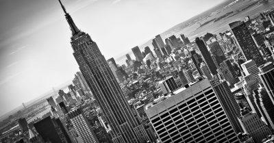 Manhattan's Tilted View (New York)