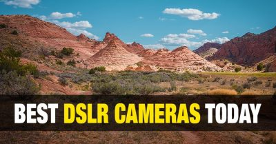 Best DSLR Cameras for Landscapes and Travel