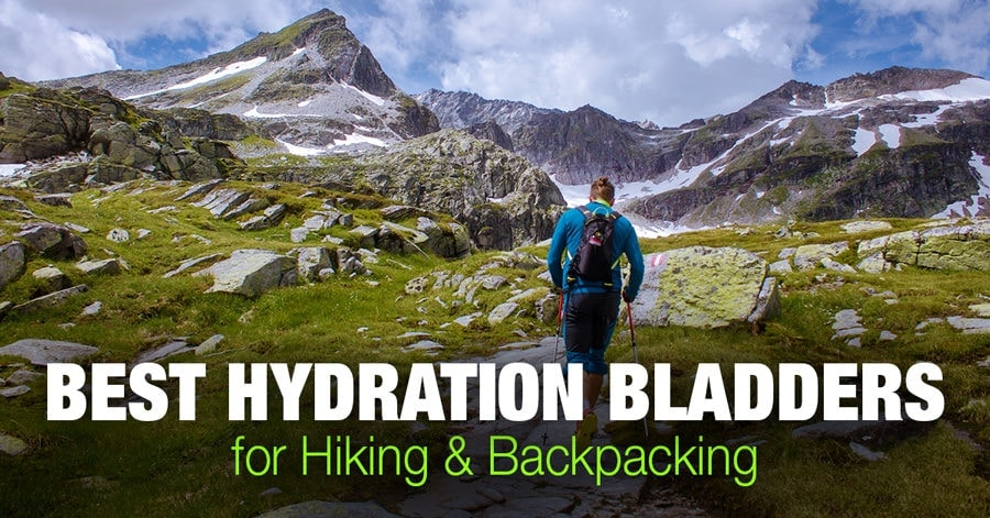 Top 6 Best Hydration Bladders for Hiking