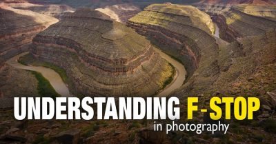 Understanding F-Stop in digital photography