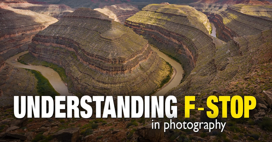 Understanding F-Stop In Photography - F-stop Chart