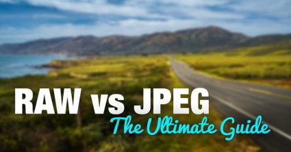 RAW vs JPEG – The Ultimate Guide