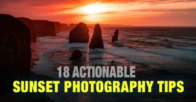 18 Actionable Tips for Sunset Photography