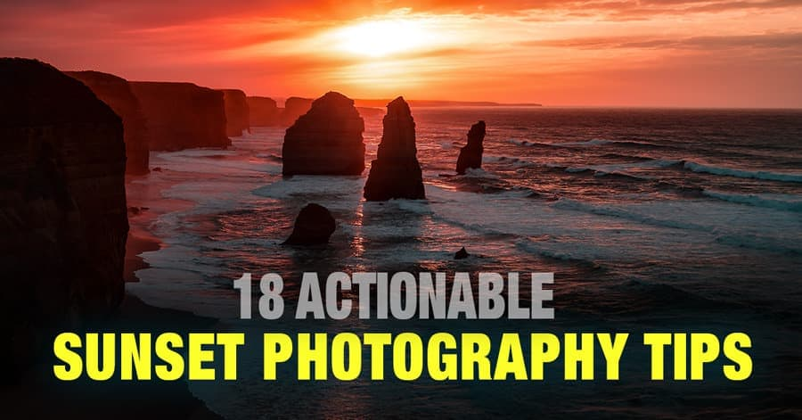Sunset Photography Tips & Settings