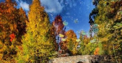 Mont-Saint-Bruno Fall Reflections (Canada)