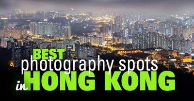 Best Urban Landscapes of Hong Kong
