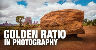 Golden ratio in photography examples