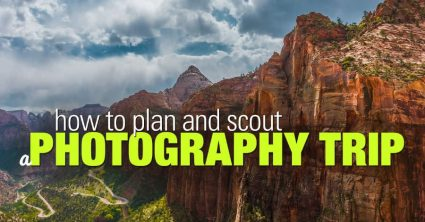 Virtual Photo Scouting – How to Plan and Scout a Photography Trip