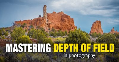 Understanding Depth of Field in landscape photography