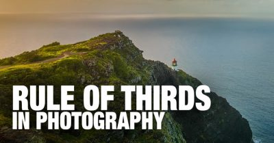 Examples of rule of thirds in photography