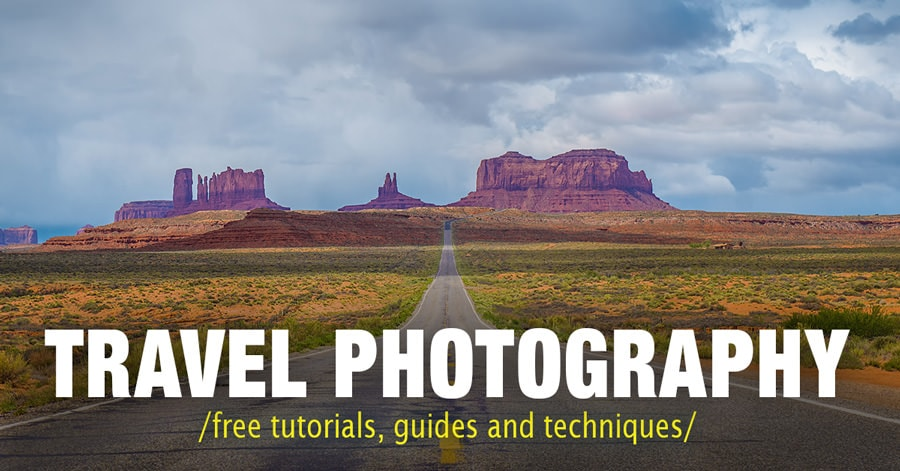 Travel Photography - Free Tutorials, Guides and Techniques