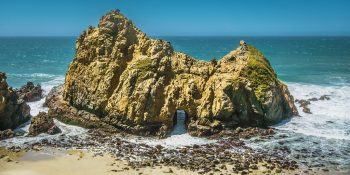 Pfeiffer Beach – View from the Top (California)