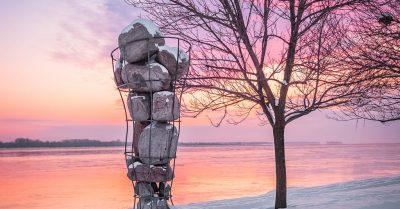 Vibrant Sunset (Montreal)