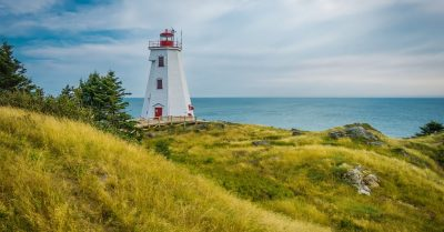 North Head Lighthouse (New Brunswick)