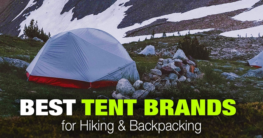 Best Tent Brands for Hiking and Backpacking