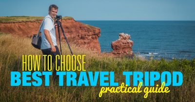 How to Choose the Best Travel Tripod