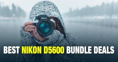 Top 5 Best Value Nikon d5600 Bundle Deals