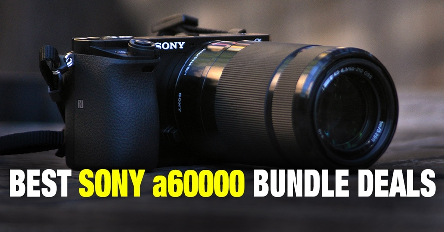 Top Rated Sony a6300 Bundle Deals