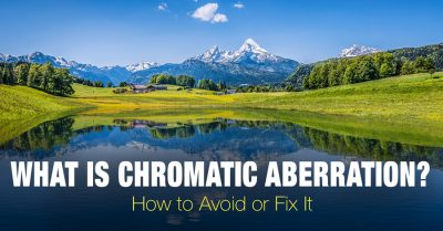 How to Keep Chromatic Aberration Under Control