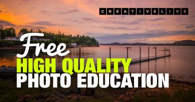 CreativeLive Review - Free High Quality Photo Education