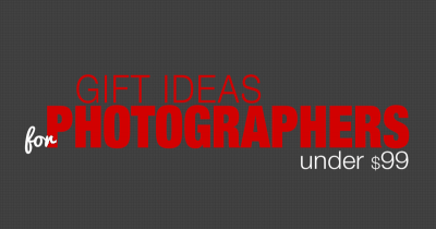 Inexpensive gifts for photographers
