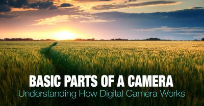 Parts of a Camera. Understanding How Digital Camera Works