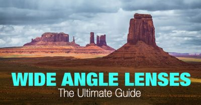 Wide Angle Lenses: The Ultimate Guide