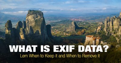 What is EXIF Data? When to Keep it and When to Remove it