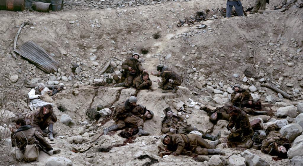 Jeff Wall, Dead Troops Talk