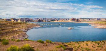 Lake Powell Wahweap Marina (Arizona)