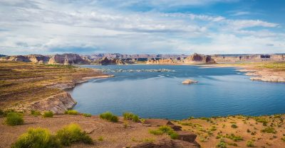 Lake Powell Wahweap Marina (Arizona)