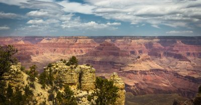 Grand Canyon Layered View (Arizona)